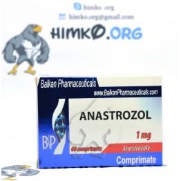 ANASTROZOLE (blister 20 tab) Balkan