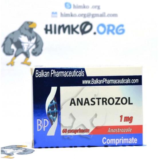 ANASTROZOLE (blister 25 tab) Balkan