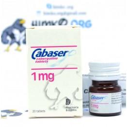 Кабазер 20 таб по 1 мг (банка)