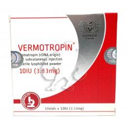 Vermotropin 4 ЕД (Вермотропин) (10 фл)