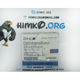 Drostanolone Enanthate ZPHC (1 ml)