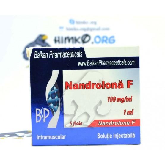 Nandrolone F Balkan (1 ml) срок до 01.18.