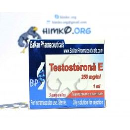 Testosterona E Balkan (1 ml)