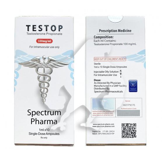 Testo P Spectrum (1 ml)