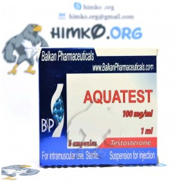 Aquatest 100 Balkan (1 ml)