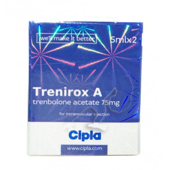 TRENIROX A   Cipla (10 ml)  сроки до  07.19.