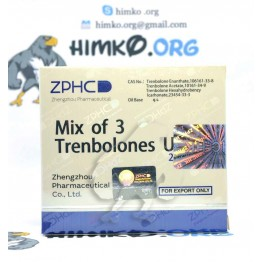 Trenbolone Mix 200 ZPHC (1 ml)