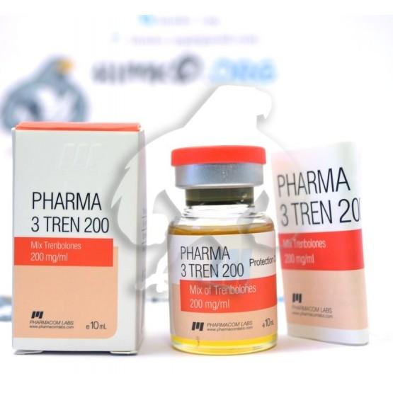Pharma3-TREN 200