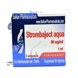 Strombaject Aqua Balkan (1 ml)