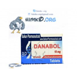 Danabol Balkan (100 tab)