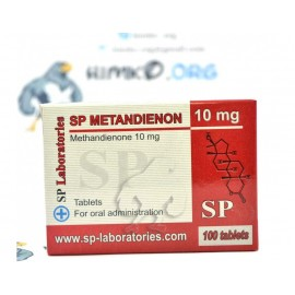 SP Methandienone (100 tab.)