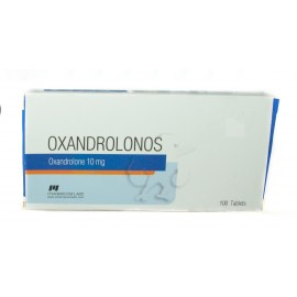 Oxandrolonos