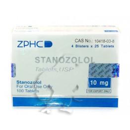 Stanozolol ZPHC (100 tab.)