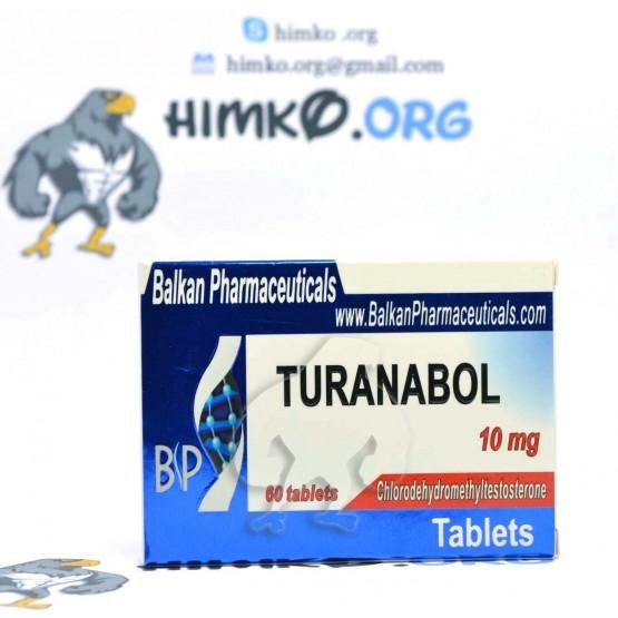 Turanabol Balkan (100 tab)