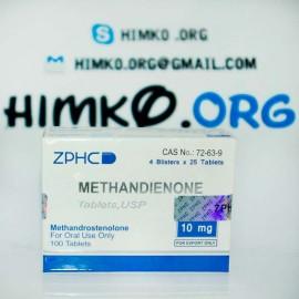 Methandienone ZPHC (100 tab.)