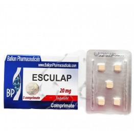 Esculap Balkan (5 tab)