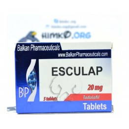 Esculap Balkan (20 tab)