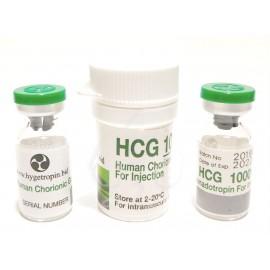 Gonadotropin hygetrpin (1000 МЕ)