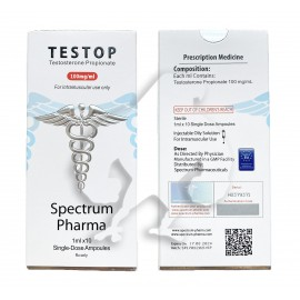 Testop Spectrum (1 ml)