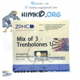 Trenbolone Mix 200 ZPHC (1 ml)