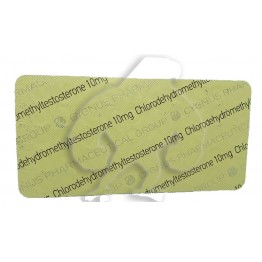 Chlorodehydromethyltest (туринабол) CYGNUS (100 tab)
