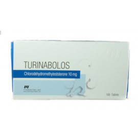 TURINABOLOS  Pharmacom (100 tab.)